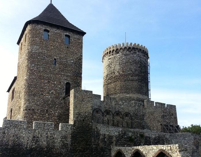 Powiat Będzin:  Najpiękniejsze zamki i pałace nagrodzone