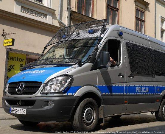 """Policja Będzin: Poranna akcja """"Trzeźwość"""" na będzińskich drogach i ulicach"""