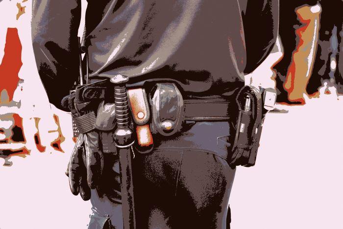 """Policja Będzin: Zadbaj o siebie i innych - skorzystaj z aplikacji """"Kwarantanna domowa""""!"""